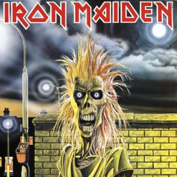 Iron Maiden - Iron Maiden (EMI Records UK Original LP VinylRip 24/96) 1980