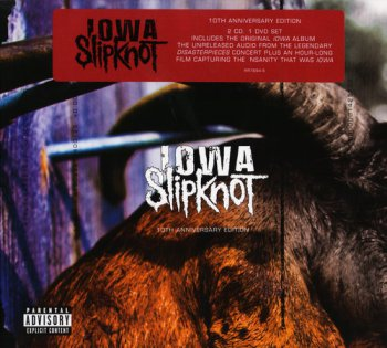 Slipknot - Iowa [10th Anniversary Edition] (2CD) 2011