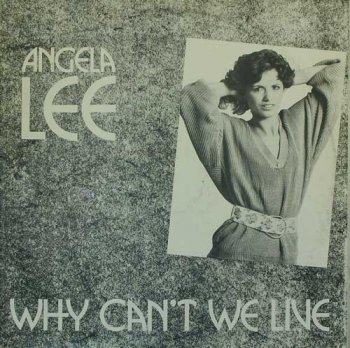 Angela Lee - Why Can't We Live (Vinyl,12'') 1986