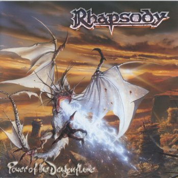 Rhapsody (Rhapsody of Fire) - Power Of The Dragonflame [LMP, 2 LP (VinylRip 24/96)] (2002)