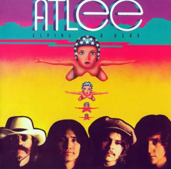 Atlee - Flying Ahead 1970