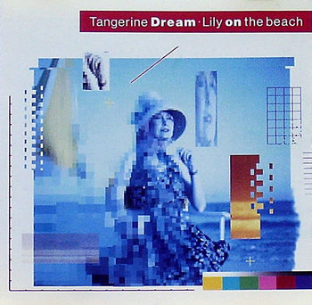 Tangerine Dream-Lily on the beach 1989 CD(DDD)flac 16/44 » Lossless