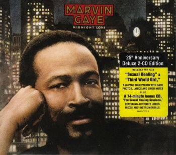 Marvin Gaye - Midnight Love & the Sexual Healing Sessions [25th Anniversary Deluxe 2CD Edition] 2007