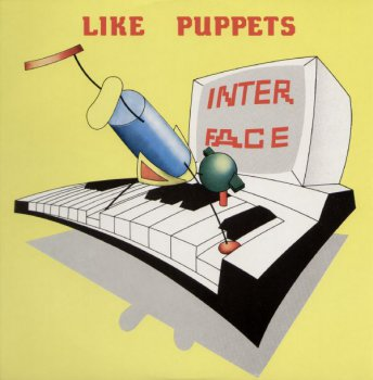 Interface - Like Puppets (Vinyl,12'') 1988