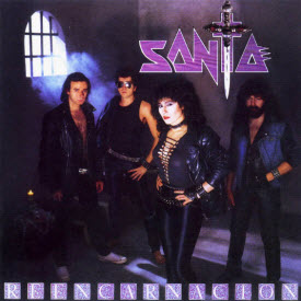 Santa - Discography (1984-1986)