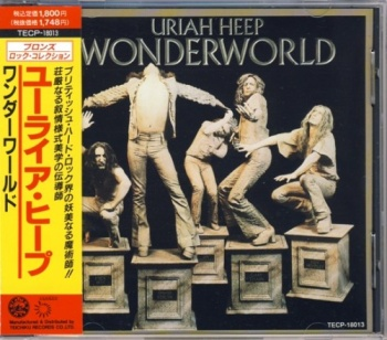 Uriah Heep - ����������� 70-� [Japan 1st & 2nd Press Rare] (1970 - 1977)