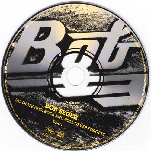 Bob Seger Ultimate Hits