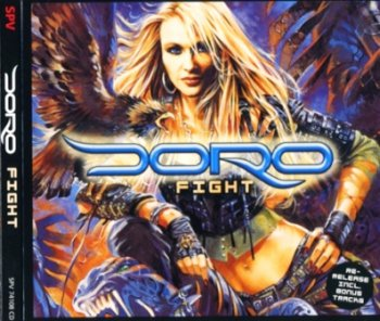 Doro - Fight 2002 (Re-release, Steamhammer/SPV 2009)