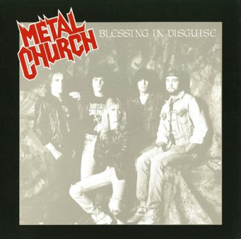 METAL CHURCH '1989 - Blessing In Disguise