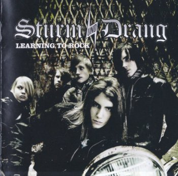 Sturm Und Drang - Learning To Rock 2007 (BMG/Japan)