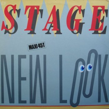New Look - Stage (Vinyl,12'') 1985