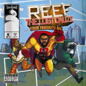 Reef The Lost Cauze & Snowgoons-Your Favorite MC 2011