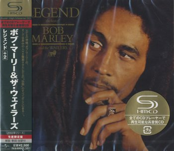 Bob Marley & The Wailers - Legend (Japan Remaster) [UICY-90862] (1984) {SHMCD 2004}