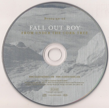 Fall Out Boy - From Under The Cork Tree (released by Boris1)