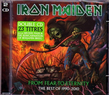 Iron Maiden - From Fear To Eternity - The Best of 1990-2010 2CD (2011)