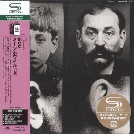 10CC - Discography [10 SHM-CD Japan Mini LP Edition] (1973-1992)