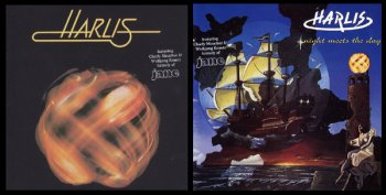 Harlis - Harlis 1975, Night Meets The Day 1976