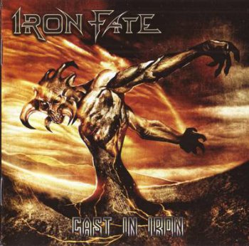 Iron Fate - Cast In Iron (2010)