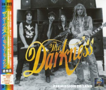 The Darkness - Permission to Land (Japan Edition) (2004)