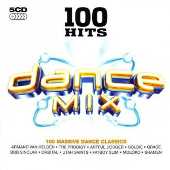 VA - 100 Hits: Dance Mix [5CD] (2008