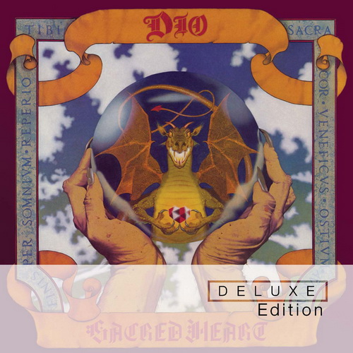 Dio (Ronnie James Dio) - Sacred Heart 1985 [Deluxe Expanded Edition, 2CD] (2012)