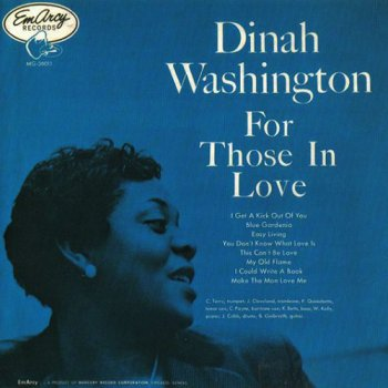 Dinah Washington - For Those In Love (1955)
