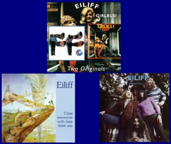 Eiliff (Discography)