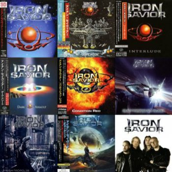 Iron Savior - Дискография (1997-2011)