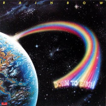 Rainbow - Down To Earth [Polydor Records, UK, LP, (VinylRip 24/192)] (1979)