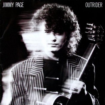 Jimmy Page - Outrider (Geffen German Original LP VinylRip 24/192) 1988