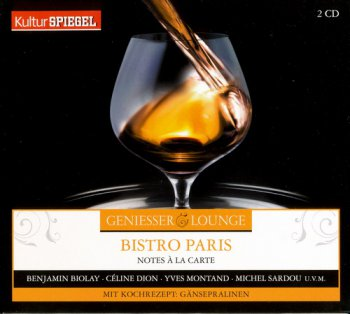 VA - Geniesser Lounge. Bistro Paris Notes. A La Carte [2CD] (2010)