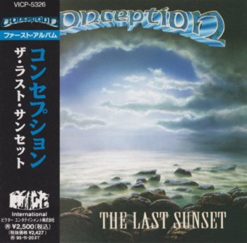Conception - The Last Sunset 1991 (Japan Edit.)
