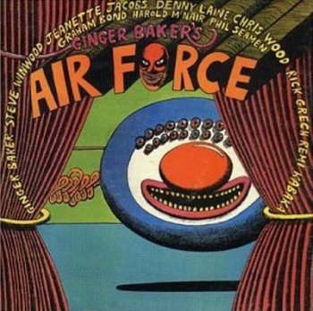 Ginger Baker's Air Force - Ginger Baker's Air Force (1970)