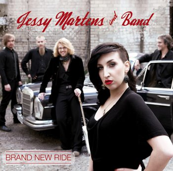 Jessy Martens and Band - Brand New Ride (2012)