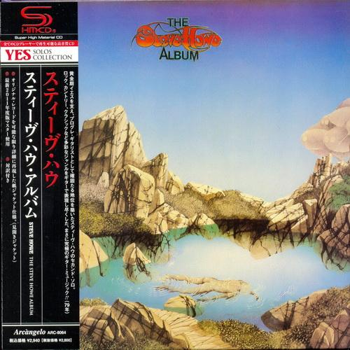 Yes - Family Solos Collection [Japanese Edition, SHM-CD, 2011] (1975-1980)