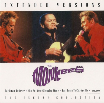 The Monkees - Extended Versions/ The Encore Collection (released by Boris1)