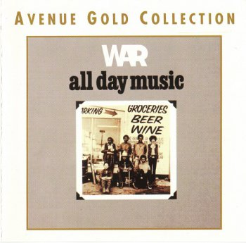 War - All Day Music (1971)