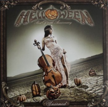 Helloween – Unarmed - Best Of 25th Anniversary [Sony Music, Ger,  2 LP (VinylRip 24/96)] (2010)