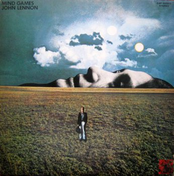 John Lennon - Mind Games (Japan Apple Records Lp VinylRip 24/96) 1973