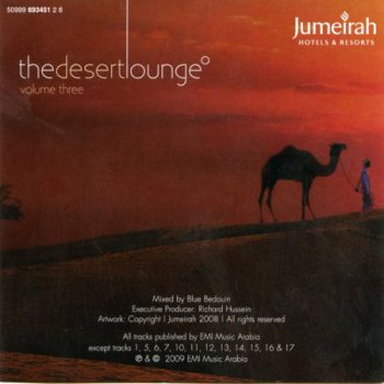 VA - The Desert Lounge 3 (2009)