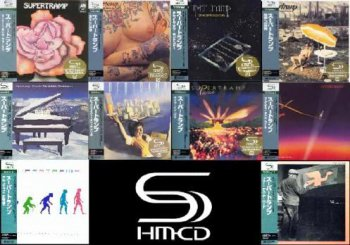 Supertramp - Collection 10 Albums Japanese SHM-CD