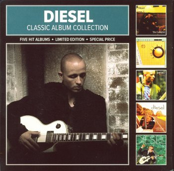 Diesel - Classic Album Collection (5CD Boxset) 2011