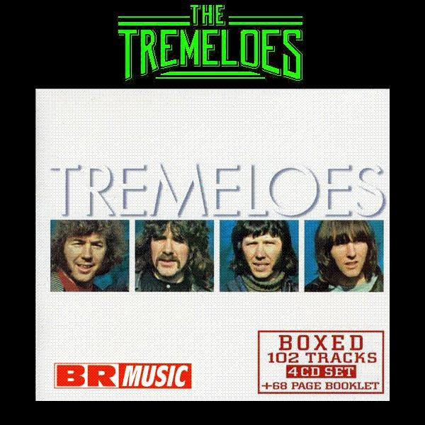 Tremeloes: Boxed ● 4CD Set BR Music / Music Product 2009