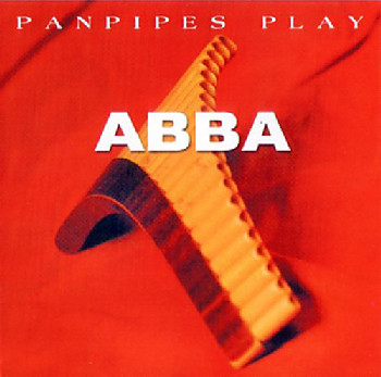 Ricardo Caliente - Panpipes Play ABBA (1998)