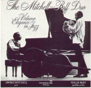 The Mitchell-Ruff Duo - Virtuoso Elelgance In Jazz (1991)