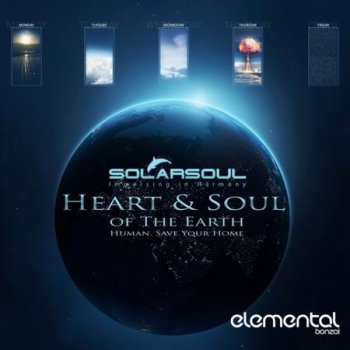 Solarsoul - Heart & Soul Of The Earth (2011) Lossless
