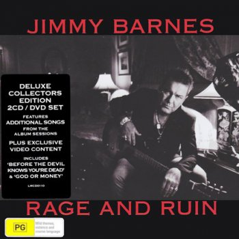 Jimmy Barnes - Rage And Ruin 2010 (Deluxe Edition)