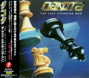 Dakota -  The Last Standing Man 1997 (Japan  Edt.)