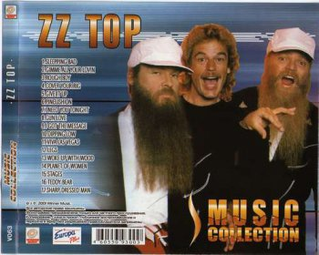 ZZ Top - Greatest Hits (2001)