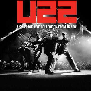 U2 - U22: A 22 Track Live Collection From U2360° - 2012